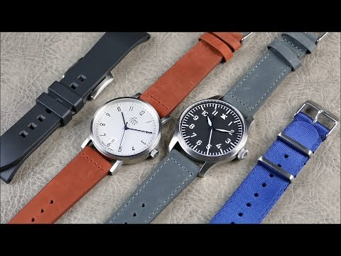 On The Wrist, From Off The Cuff: Strap Mill Canada, Selection Overview