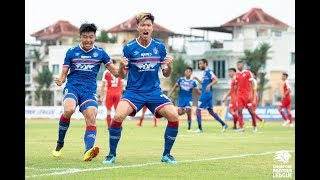 2018 Singapore Premier League: Warriors FC 1-0 Young Lions