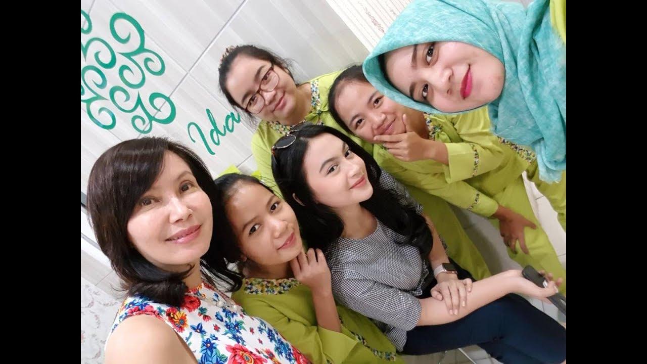 Suasana Perawatan Klinik Dr Ida Skin Care Bogor Baru Youtube