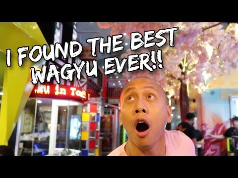 #1 BEST WAGYU BEEF I'VE EVER HAD (WARNING: DO NOT WATCH HUNGRY!)! | Vlog #138