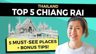 Things To Do In Chiang Rai 2018 (Top 5 Amazing Sights)