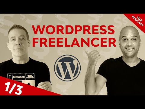 How To Sell Web Development Services With Wordpress - PART 1/3 - With Paul C (WpTuts)