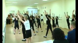 Урок хореографии, Сагдеева Т. М., 2016