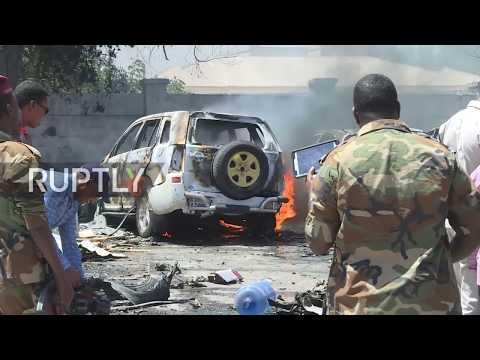 Somalia: Car bomb kills two in Mogadishu