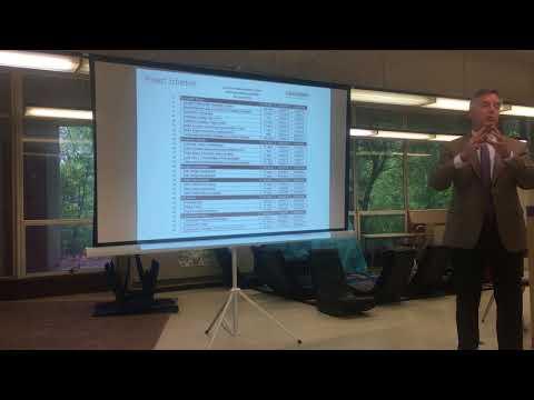 Tewksbury Elementary School Building Committee Project Timeline