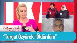Turgut Özyürek'in katil zanlısı eşinin sevgilisi... - Müge Anlı ile Tatlı Sert 26 Kasım 2019