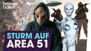 Sturm auf Area 51 – Tag der Entscheidung