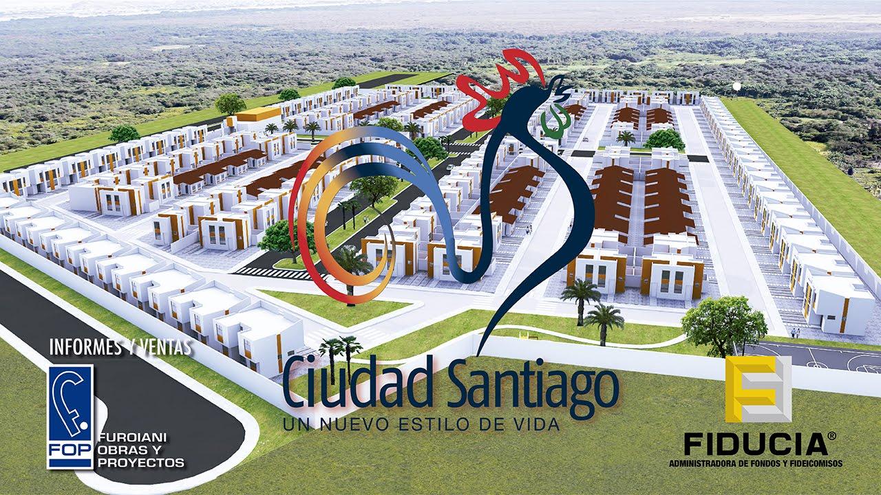Urbanizaci n ciudad santiago youtube for Ciudad santiago villas
