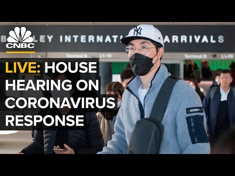 WATCH LIVE: House Hearing On US And International Response To Coronavirus Outbreak – 2/27/2020