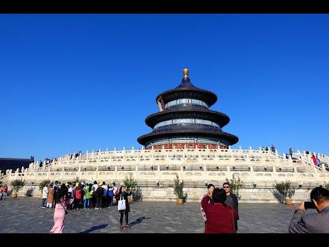 2018 China 15 Day trip (Days 7-8) Beijing