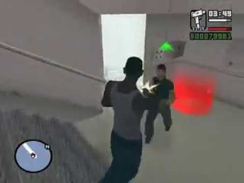 Grand Theft Auto: San Andreas Speed Run 12B
