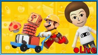 Mario Maker 2 - Popular Courses - ???? Live