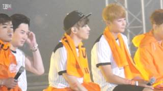 150823 SHINHWA 17TH FINALE CONCERT-2GETHER 4EVER (혜성)