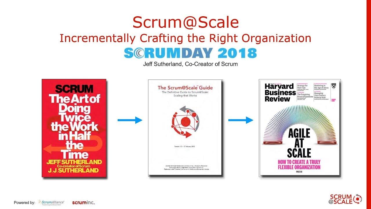 Jeff Sutherland - Scrum@Scale