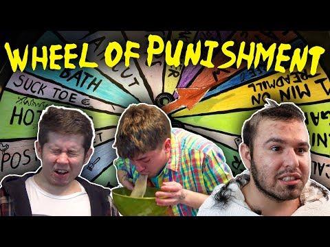 THE WHEEL OF PUNISHMENT!