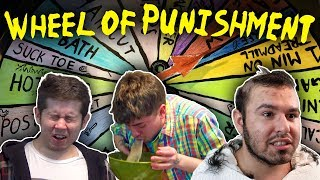 THE WHEEL OF PUNISHMENT!