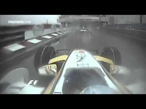 Alonso onboard Monaco 2008