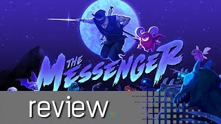 The Messenger (PS4) Review - Noisy Pixel