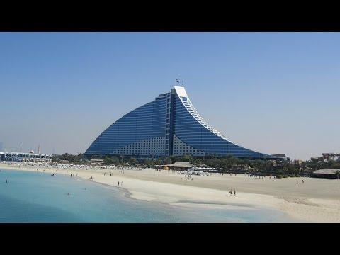 Jumeirah Beach in Dubai | Visit Jumeirah Beach Tour | Jumeirah Beach compilation Travel Videos Guide