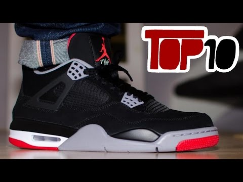 Top 10 Upcoming Jordan Shoes Of 2017