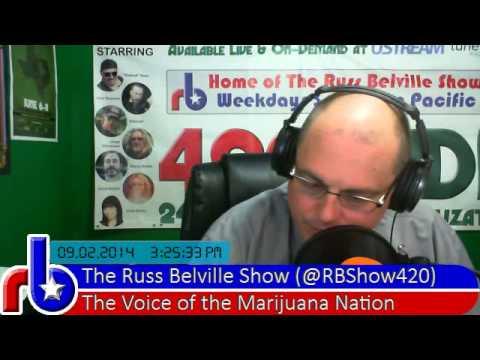 The Russ Belville Show #447 - The Desperate Lies of Oregon Anti-Marijuana DA Josh Marquis