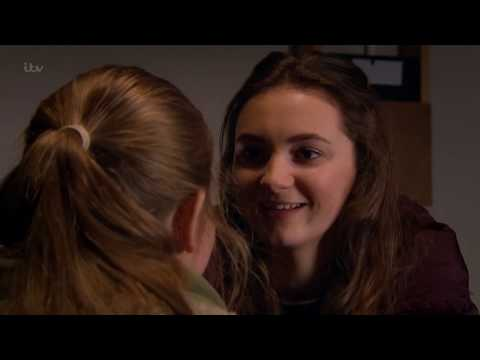 Emmerdale - Liv Kisses Gabby Out of Nowhere!
