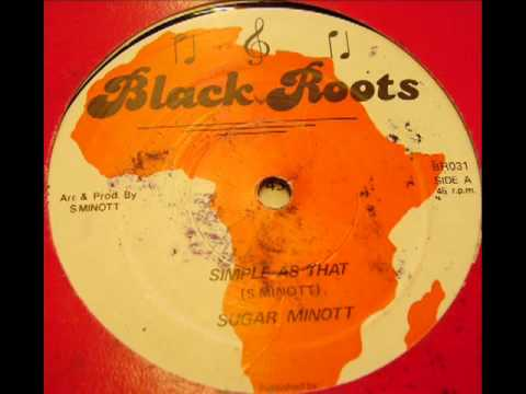 Sugar Minott Let's Get Back - We Can Make It