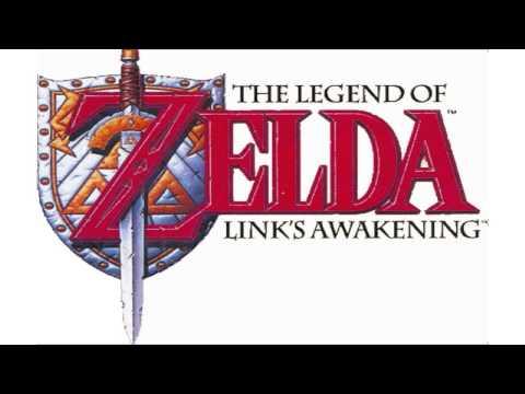 The Legend of Zelda: Link's Awakening Soundtrack - Adrenaline Rush