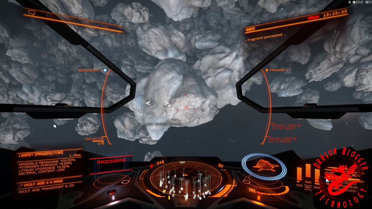 Elite Dangerous Ice Mining Locations