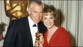 "Lee Marvin winning Best Actor for ""Cat Ballou"""