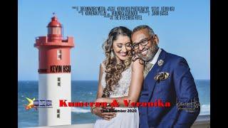 Kumeran + Veronika | 19.12.2020 | Christian Wedding Film | Oysterbox Hotel, Durban