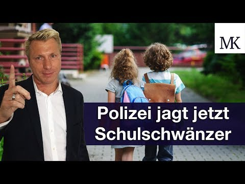 Schulschwänzer: Jetzt von der Polizei gejagt! #FragMingers