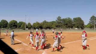 Felise Collins 2019 College Softball Prospect