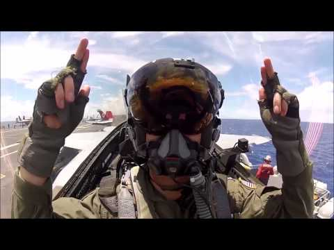 Top Gun and Danger Zone with US Navy