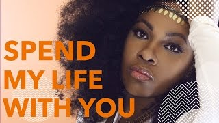Eric Benet ft Tamia Spend My Life With You mp3 cover