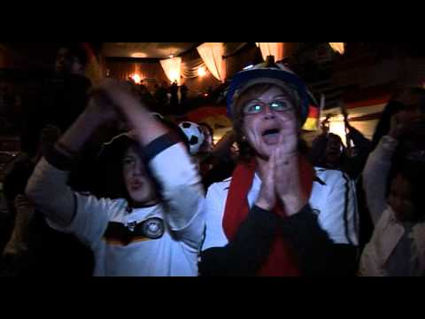 World Cup 2010 - BBC World News : Party with 1,000 Germans