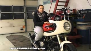 Ducati SS 900 Cafe Racer