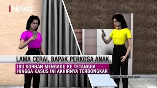 Tega! Oknum PNS Perkosa Anak Kandungnya Yang Masih Di Bawah Umur - Realita 09/02