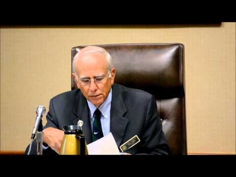 Richard Ames on mission of Gaming Regulatory Oversight Authority 09-12-13