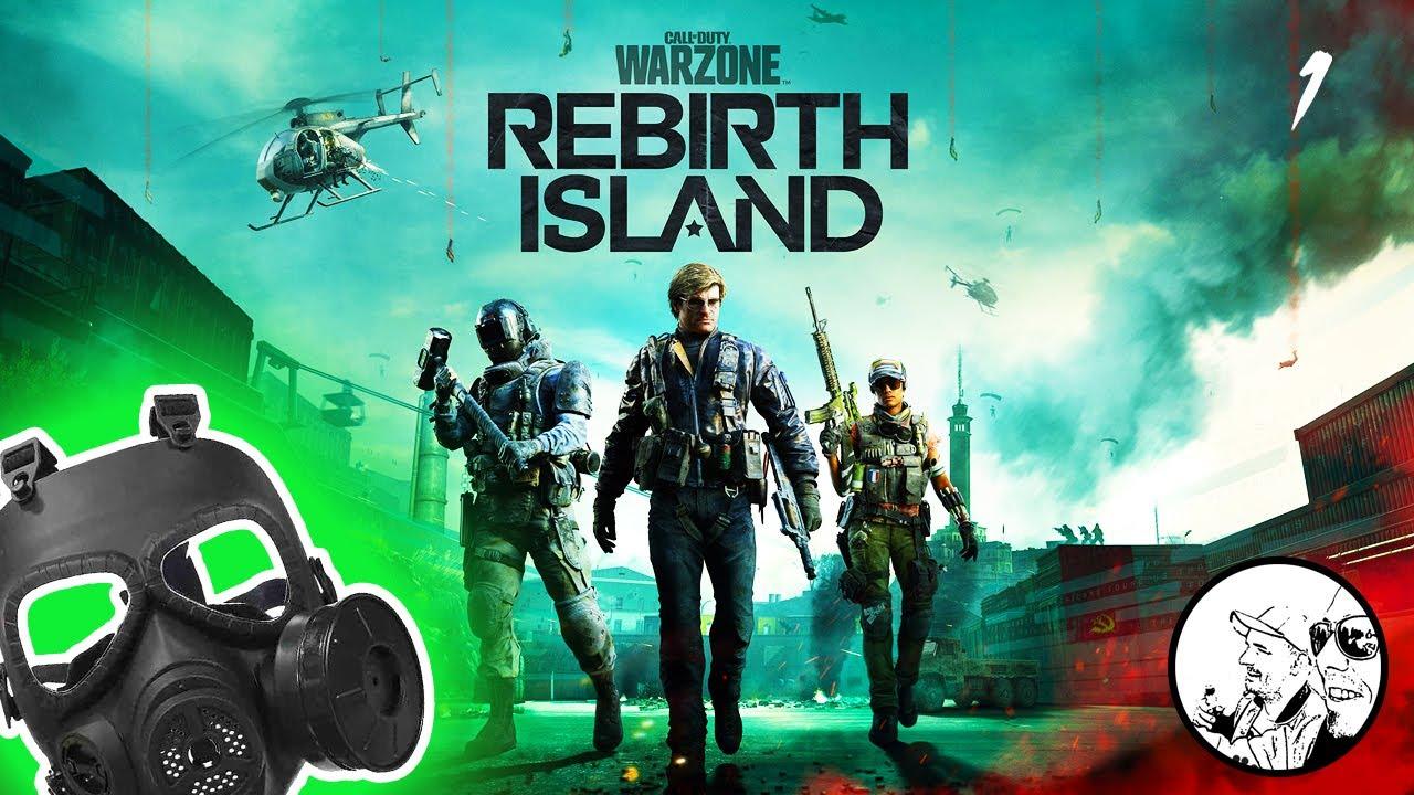 WARZONE | Letztens auf Rebirth Island #1 | Warzone