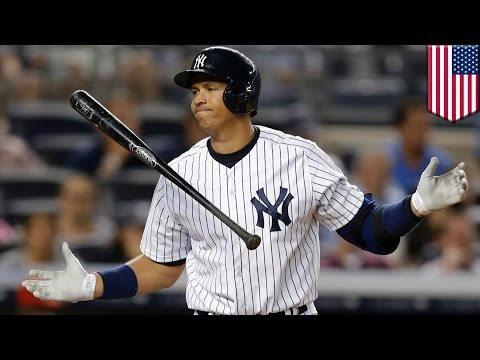 Yankees Alex Rodriguez RBIs: A-Rod moves into 3rd on all-time RBI list - TomoNews