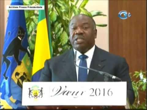 Gabon Jt 20h Mardi 05 Avril 2016