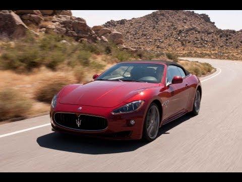 Maserati Granturismo Convertible S