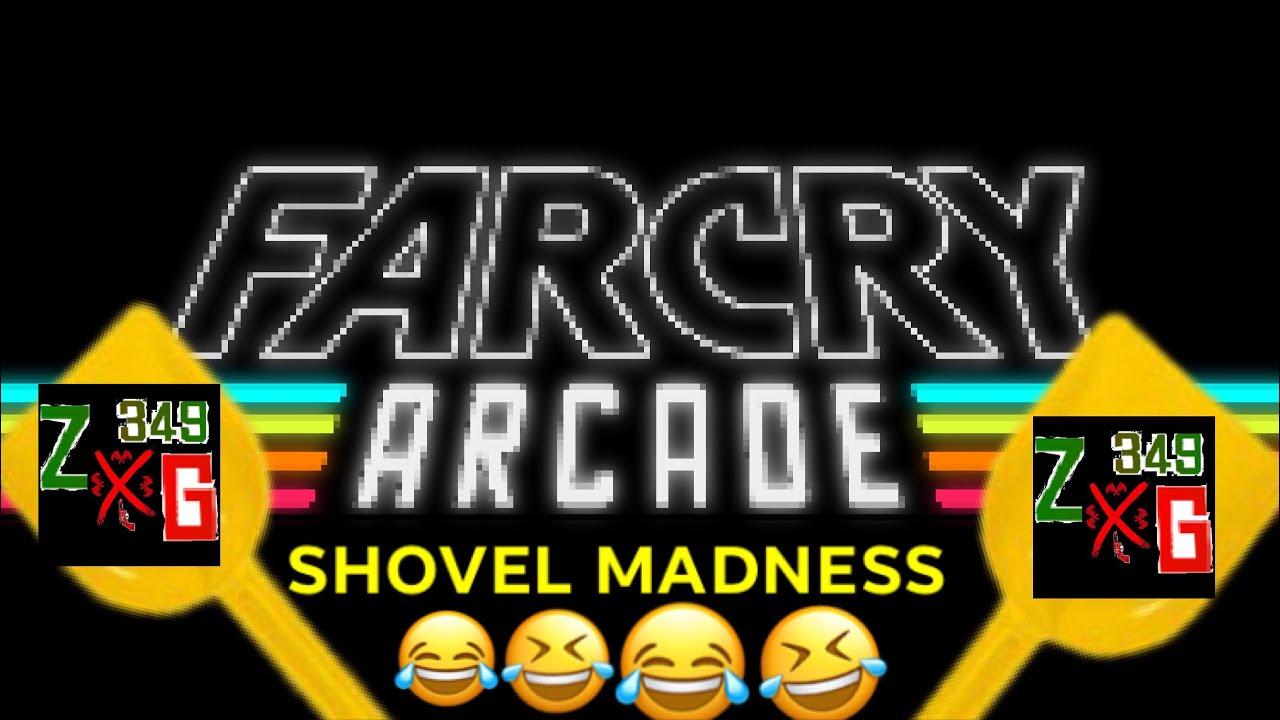 Far Cry 5 Arcade Shovel Deathmatch 2019