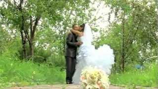Свадебный клип Евгений и Александра
