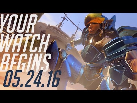 Overwatch Street Date Reveal