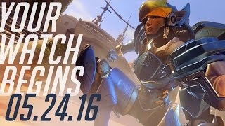 Overwatch Street Date Reveal thumbnail