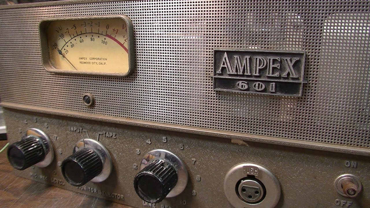 Vintage Amp Amplifier Preamp Repair and Restoration Service with Warranty