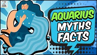 5 Bizarre MYTHS and FACTS about Aquarius Zodiac Sign