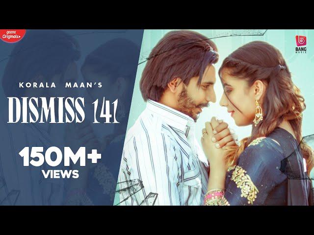 Dismiss 141 (Full Video) Korala Maan | Desi Crew | Latest Punjabi Songs 2020 | New Punjabi Song 2020